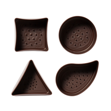 Dark Chocolate Assortment Cups