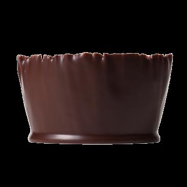 Dark Chocolate Marie-Charlotte Cups