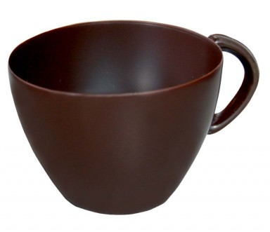Dark Tea Cup