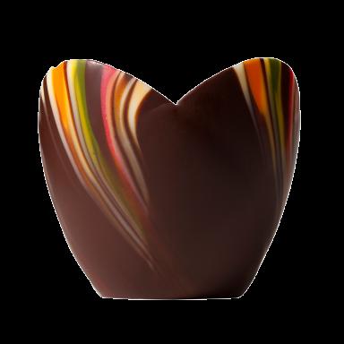 Pastel marbled Tulip Cups