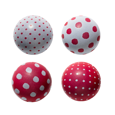 Winter Bubble Spheres