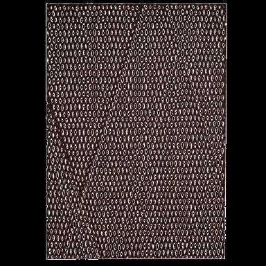 Dark Chocolate Lattice