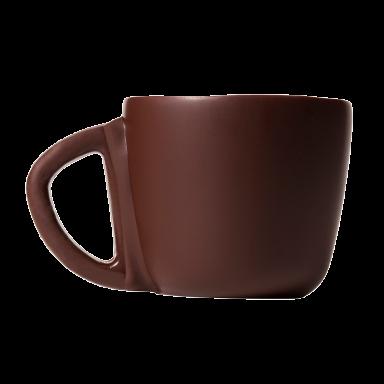 Dark Chocolate Mini Coffee Cups