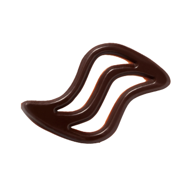 Dark Chocolate Waves