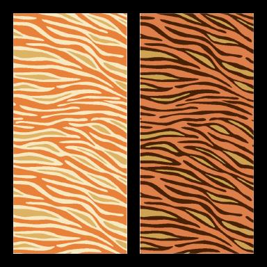 Transfer Sheets Tiger