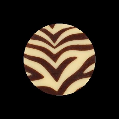 Jura Round Zebra