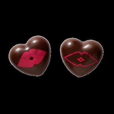 Kissing Hearts 2D