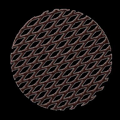 Dark Chocolate Cake Tops
