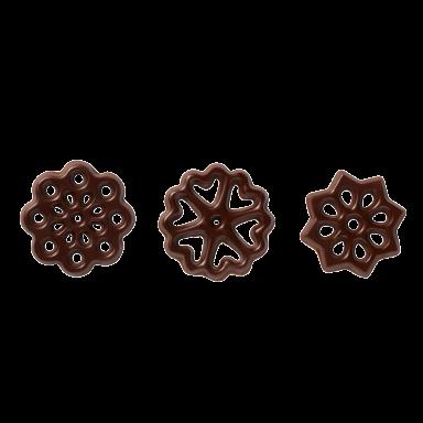 Dark Chocolate Figurettes Assortment
