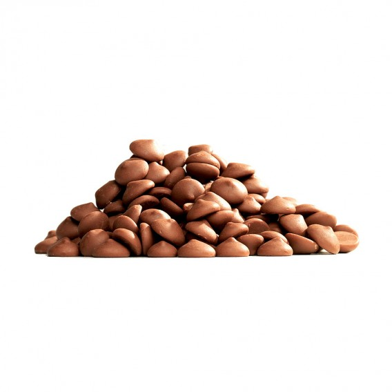 Milk chocolate chips L