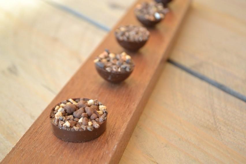 Chopped Hazelnut sablage