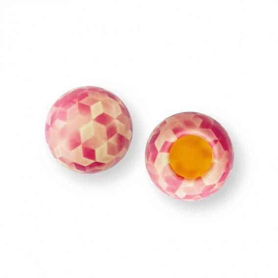 Framboise Shell - Chocolate Decorations - Dessert Shell - 20 pcs