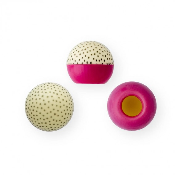 Dotted Truffle Shell Pink