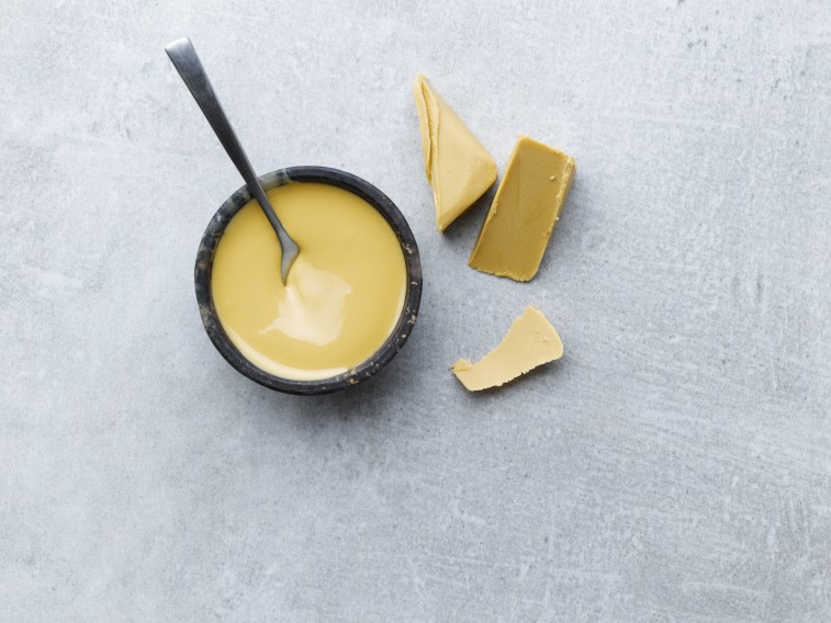 Butter toffee filling