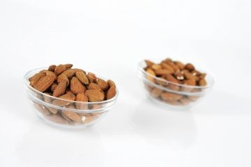 Almonds Whole Natural - 25# carton