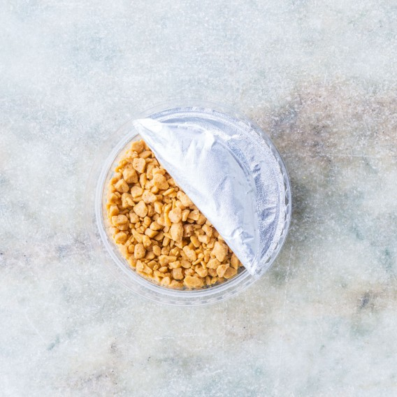 Honeycomb Granules Cocoa Butter Coated