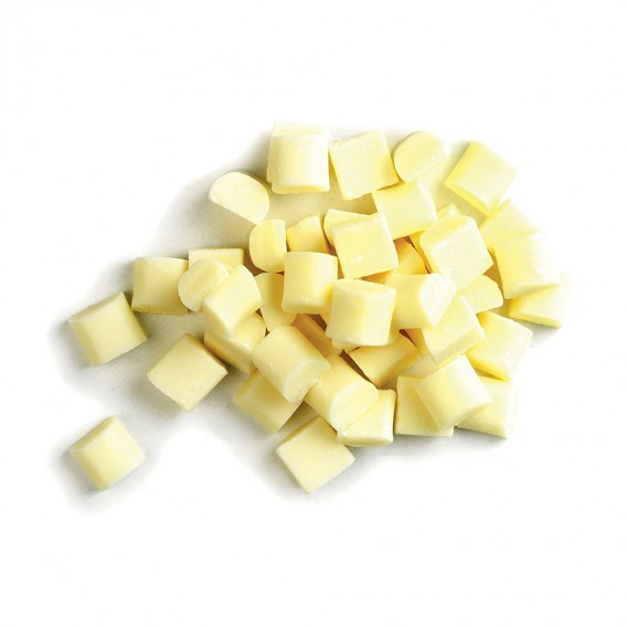 Swiss White Chocolate for Baking