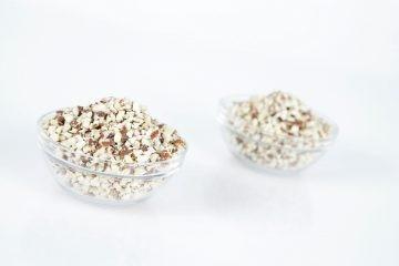 Almonds Granulated Natural - 25# carton