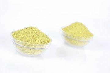 Pistachio Flour - 25# carton