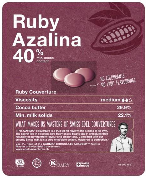 Ruby Azalina 40%