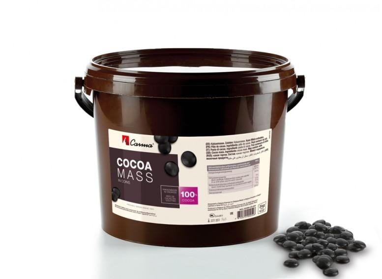 100% Cocoa Mass