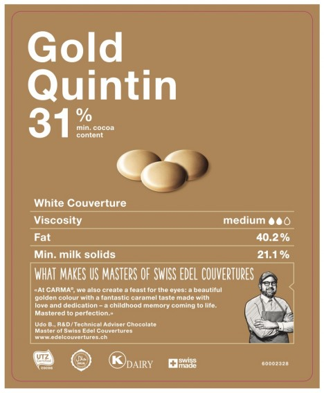 Gold Quintin 31%