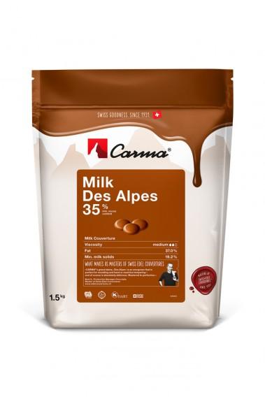 Milk Des Alpes 35%