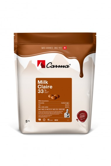 Milk Claire 33%