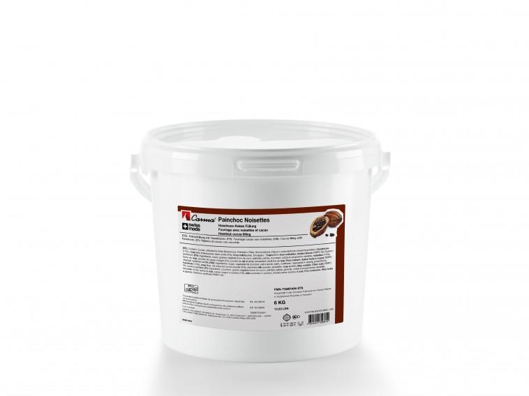 Hazelnut-Cocoa Filling - Painchoc Noisette