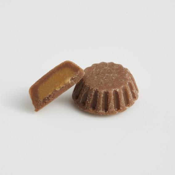 Milk Peanut Butter Micro Cups