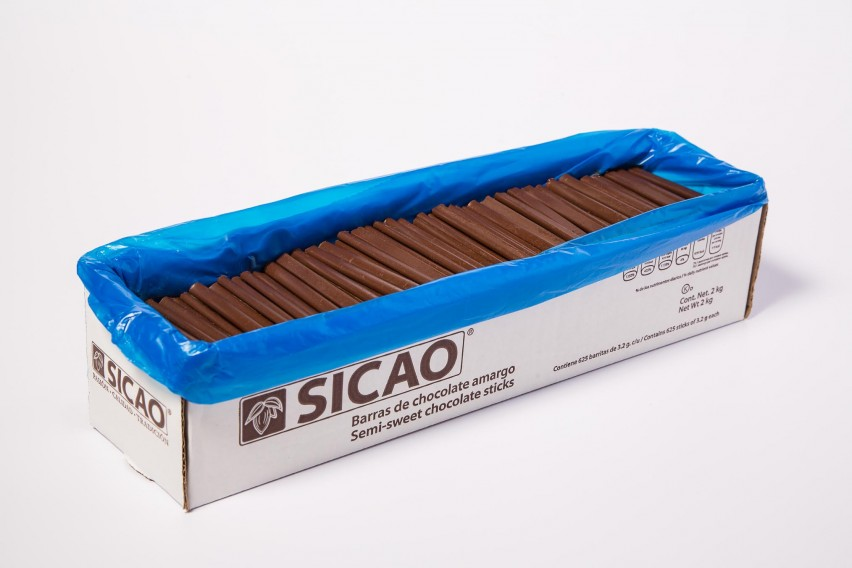 Especialidades - Barrita horneable de Chocolate semiamargo - 46% Cacao - Barrita de 3.2g