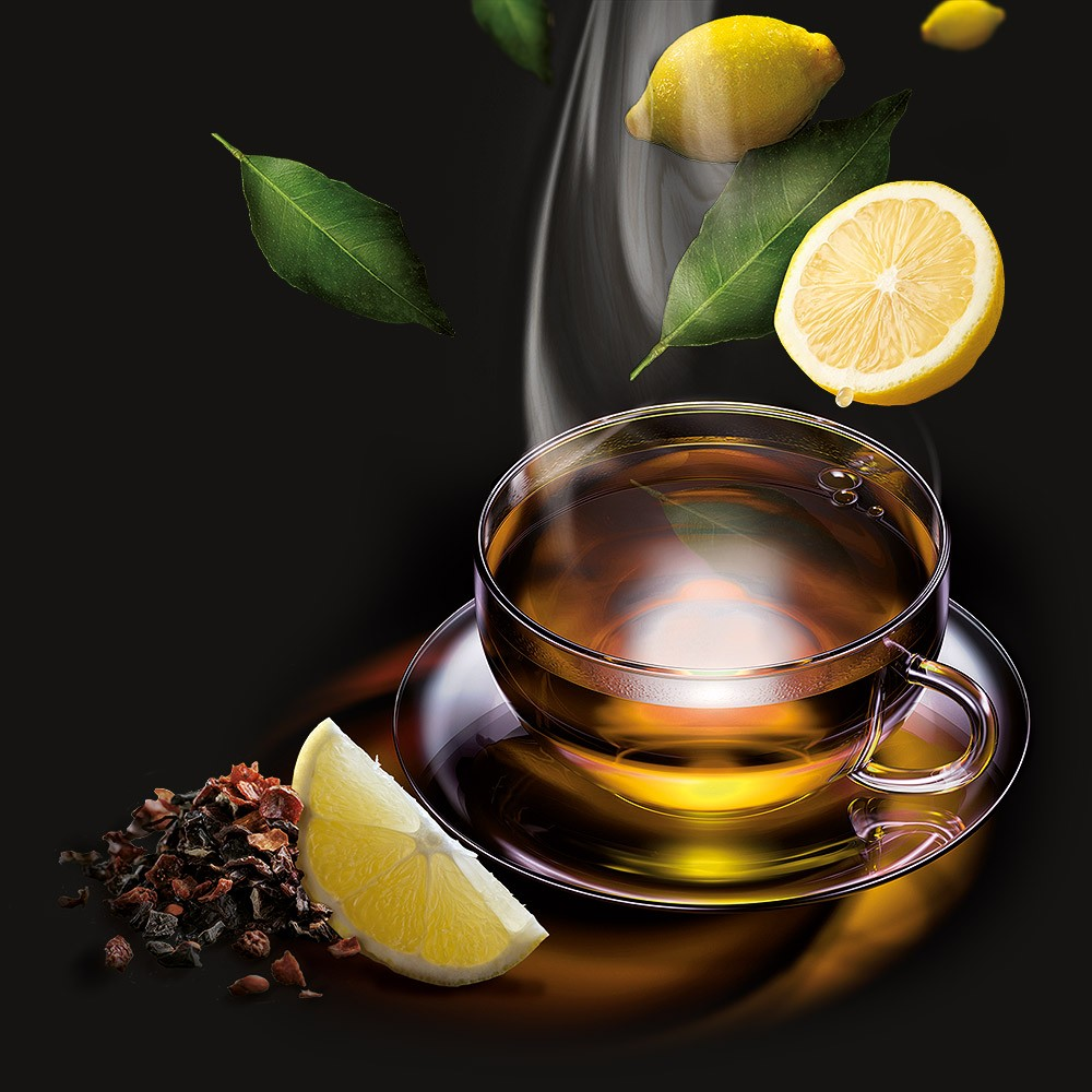 Caprimo Lemon Tea