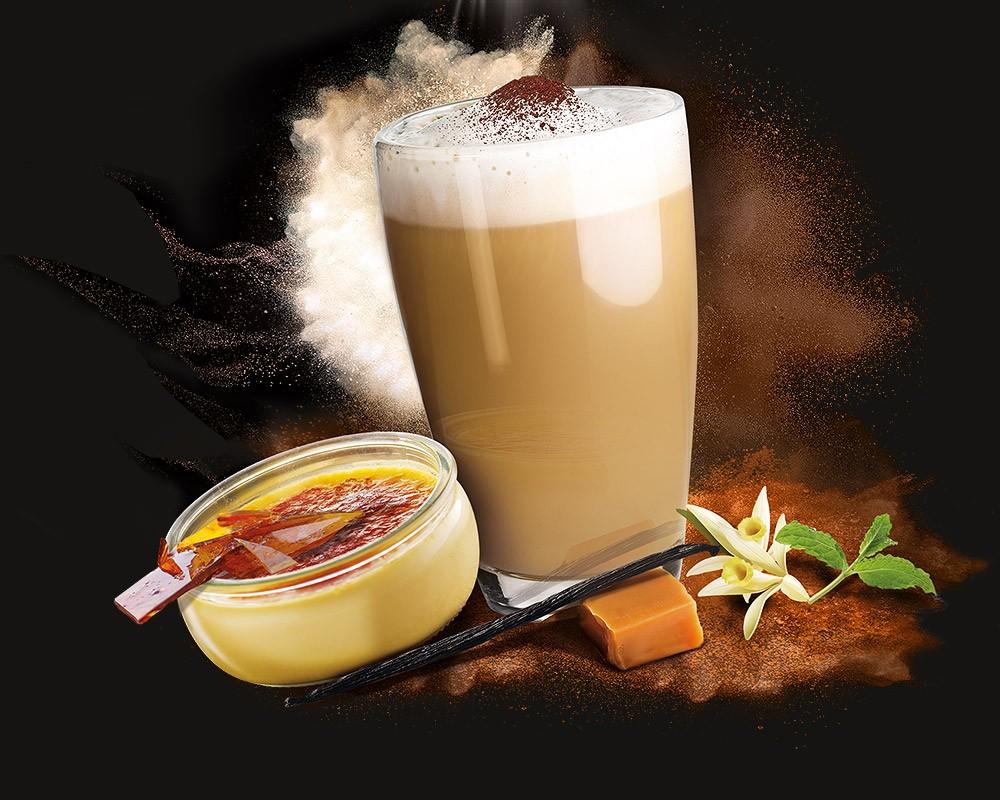 Caprimo Crème Brûlée