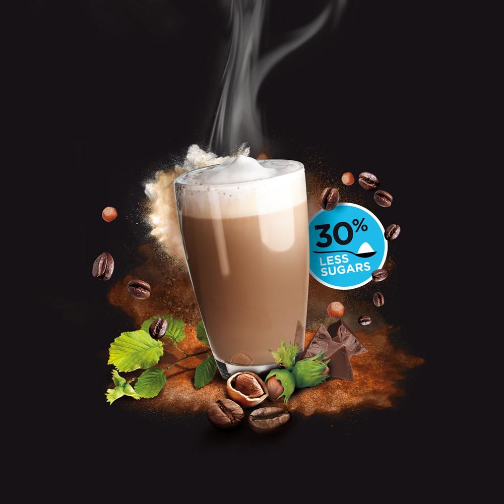 Cappuccino Noisette Less sugars