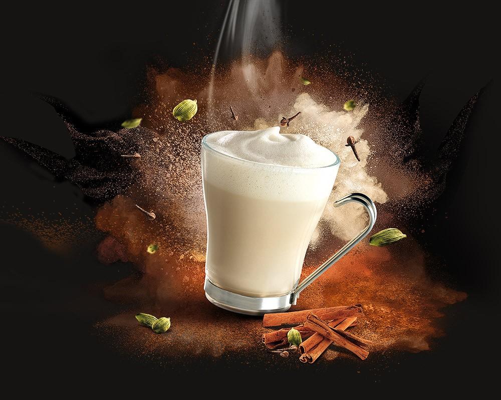 Caprimo Chai Latte