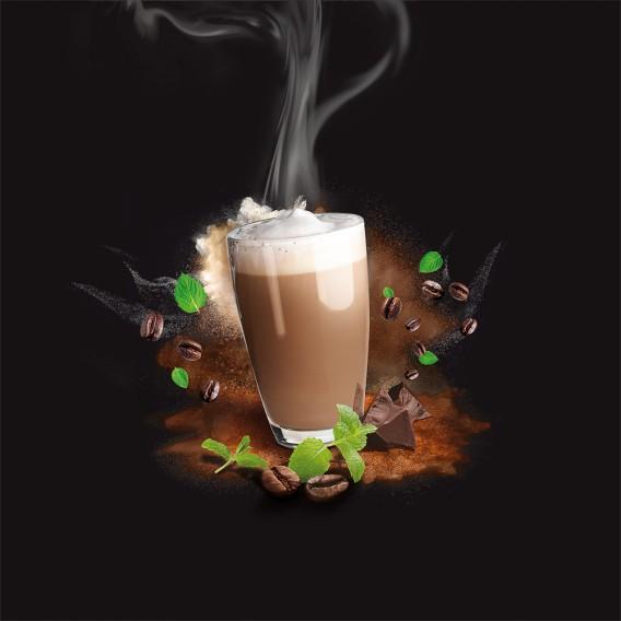 Caprimo Cappuccino Choco Mint
